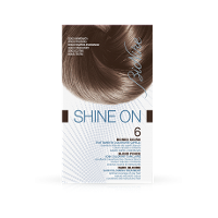 BIONIKE SHINE ON CAP BIONDO SCURO 6