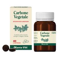 CARBONE VEGETALE 40CPR