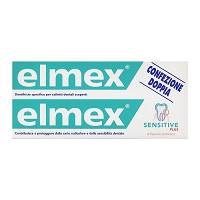 ELMEX SENSITIVE PLUS 75ML 2PZ