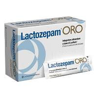 LACTOZEPAM ORO 14BUST 2G