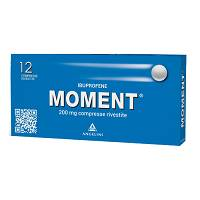 MOMENT 200 mg 12 cpr rivestite