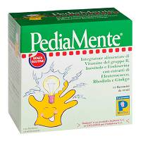 PEDIAMENTE 15FL 10ML