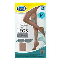 SCHOLL LIGHTLEGS20 DEN M NUDE