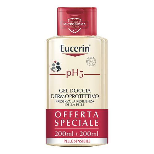 EUCERIN Gel Doccia PH5 200 ml